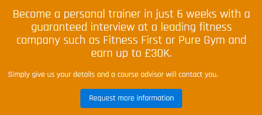 Career in Fitness that pays well
